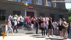 У Харкові склали ЗНО абітурієнти з Донбасу