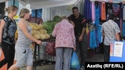 Урам базары (архив фотосы)