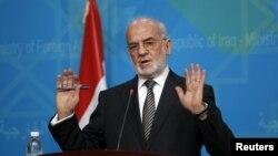 Ирак тышкы иштер министри Ибрагим ал-Жафари.