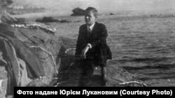 Костянтин Луканов в Італії