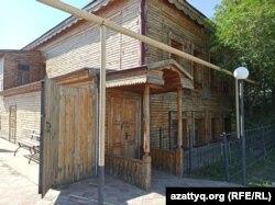 Жымпиты ауылындағы Алашорда музейі. 21 маусым 2021 жыл.