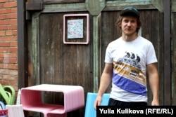 Антон Рыкачевский, сооснователь петербургского проекта 99recycle