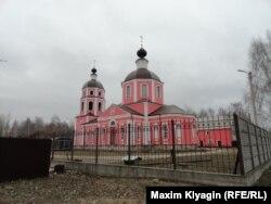 Ливны, храм св. Георгия Победоносца