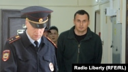 Film director Oleh Sentsov is being held in Moscow's Lefortovo jail.