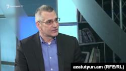 Ermənistan- Richard Giragosian, siyasi şərhçi