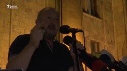 Грузия: экс-президент митингчилерди колдоду