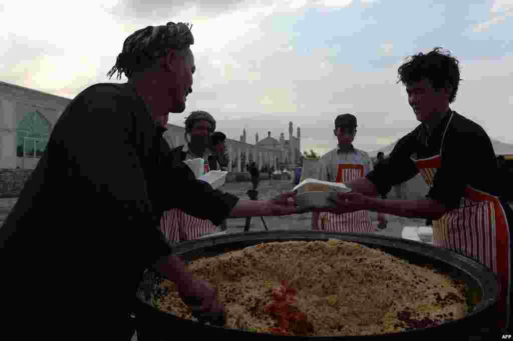 Рамадан в Кабуле