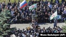 В правительство республики уже поступила заявка на проведение очередной акции протеста