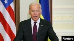 Former U.S. Vice President Joe Biden (file photo)