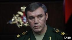 Gjenerali rus Valery Gerasimov