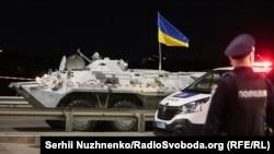 Спецоперація із розблокування мосту Метро в Києві, 18 вересня 2019 року