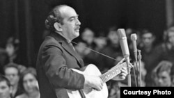 Выступление Александра Галича в Новосибирске, 1968 год
