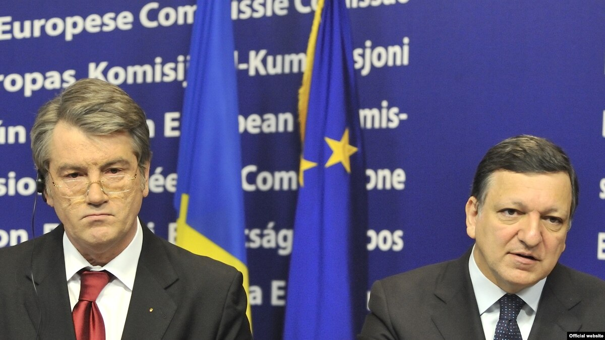 EU, Ukraine Eye Closer Ties To Avoid Gas Snags