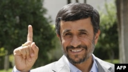 President Ahmadinejad will be sworn in on August 5