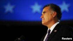 Бывший кандидат в президенты США от Республиканской партии Митт Ромни. 7 ноября 2012 года.