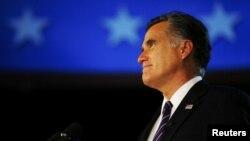 АҚШ саясаткері Митт Ромни. 7 қараша 2012 жыл.