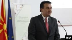 Горан Сугарески, министер за транспорт и врски