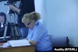 Прокурор Гөлдәрия Сәхәүова
