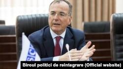 Franco Frattini, reprezentantul special al președinției italiene a OSCE pentru reglementarea transnistreană, la Chișinău
