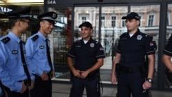Zajedničke patrole srpskih i kineskih policajaca
