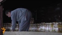 30 04 2015 Хуманитарна помош за Таџикистан, претстава во Киргистан