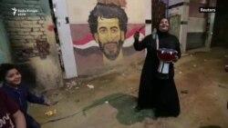 Gruaja myslimane që zgjon fqinjët në syfyr