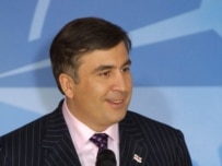 President Saakashvili wants Georgia to join NATO (official photo)