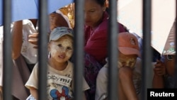 Activists are worried about the negative psychological impact that the incarceration of political prisoners is having on their children.