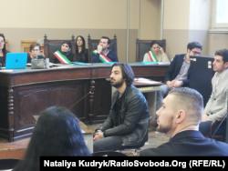 Свідок обвинувачення Марчелло Фаучі в суді, 14 грудня 2018 року