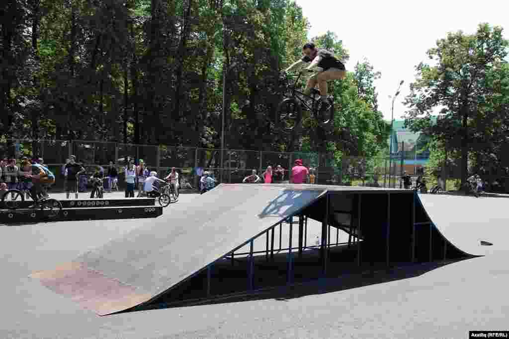 Скейт-паркта