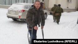Житель поселка Мирный Кировской области России.