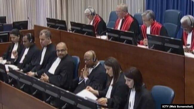 I oslobađajuće presude su deo rada jednog tribunala: Nilsen
