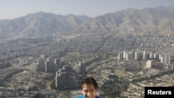شون استون در تهران