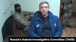 Абдусамад Гамидов после задержания