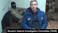 Временно исполняющий обязанности председателя правительства Дагестана Абдусамад Гамидов, задержанный по подозрению в мошенничестве