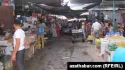 Рынок Дашогуза