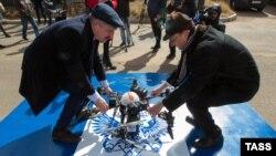 Улан-Удэда тантаналы төстә почтаның беренче пилотсыз очучы җайланмасын җибәрергә әзерләнәләр