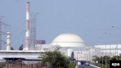 Ядерна електростанція у Бушері, Іран, 2010 рік