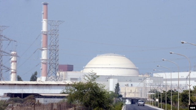 Iran's sole nuclear power station at Bushehr -- Iran has said it plans to build 20 nuclear power plants in a bid to ease its dependency on oil and gas.