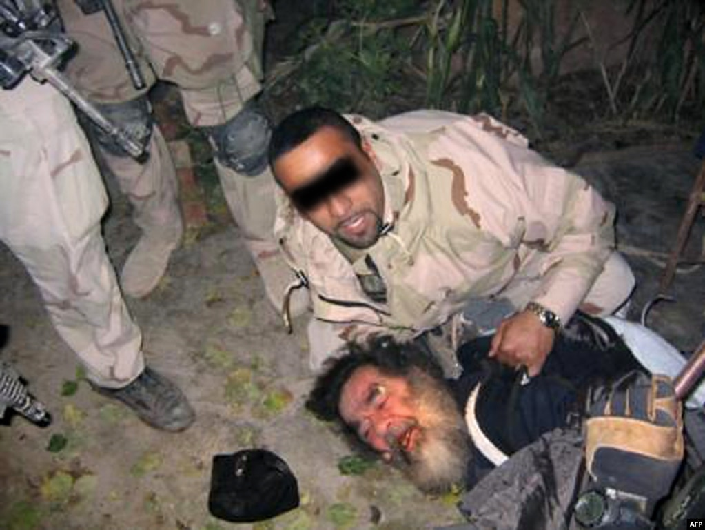 Image result for saddam hussein dead