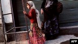 Жительки міста Шіраз у жовтні 1971 року