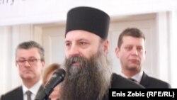 Episkop Porfirije, foto: Enis Zebić