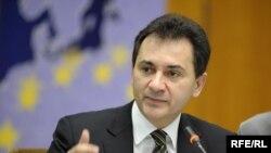 Serbia - Belgrade, Serbian Deputy Prime Minister Bozidar Djelic,