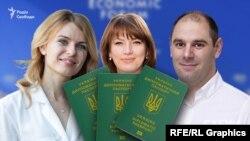 Кілька депутатів, які звернулися з проханням підписати їм відрядження на захід Пінчука у Давосі, також попросили оформити їм ще й диппаспорт