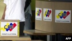 Glasanje u Venecueli - iz arhive