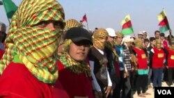 Рост мощи боевых отрядов курдов в Сирии, Ираке и в самой Турции – один из главных страхов Эрдогана