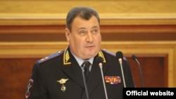 Министр внутренних дел по Башкортостану Роман Деев