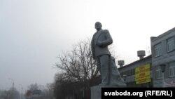 Один из многочисленных памятников Ленину на территории постсоветского пространства – памятник в Гомеле