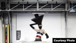 «پرنسس حجاب» آگهی های تجاری مد در پاریس را دستکاری می کند
