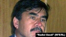 Абдугани Мамадазимов.